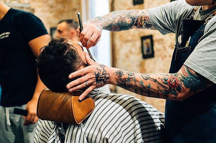 Brother Wolf Barbers, Greville Street, Melbourne - Traditional Barbers