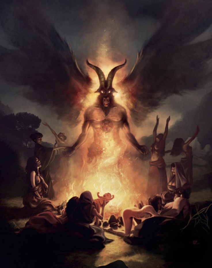 The Fallen King of Hell | Satanael | Samayel | The Ancient Serpent | The Abomination of Desolation | The Devil