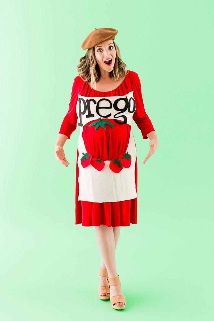 The dress halloween costume - 8 Easy Diy Halloween Maternity Costumes