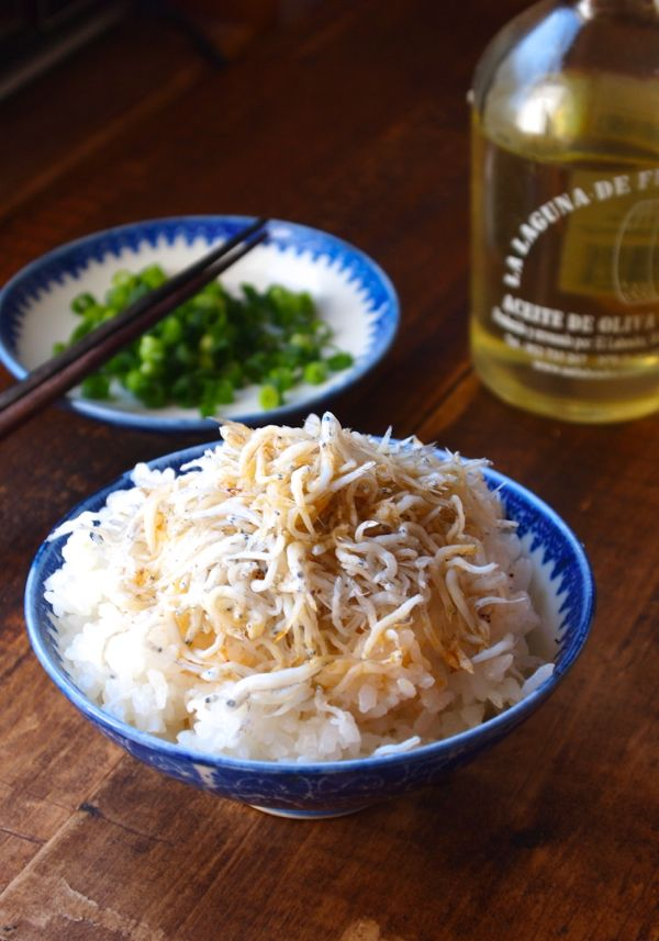 Japanese whitebait, Sirasu シラス