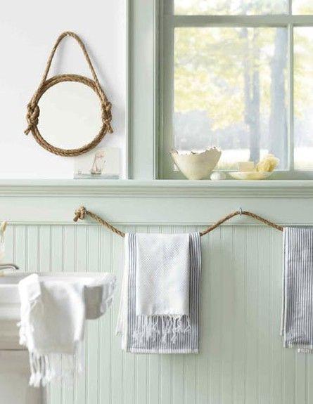Popular Wenn Sie Ihr Bad umorganisieren wollen und Ihre Handt cher nicht mehr stapeln wollen k nnen Sie von Alltagsgegenst nden kreativen Handtuchhalter f rs Bad