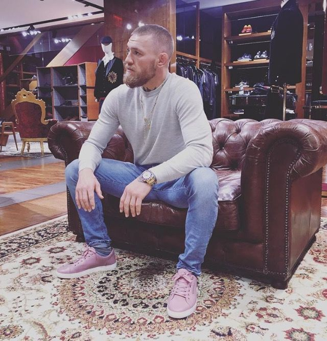 39 best images about Conor McGregor Fashion and Style on Pinterest ...