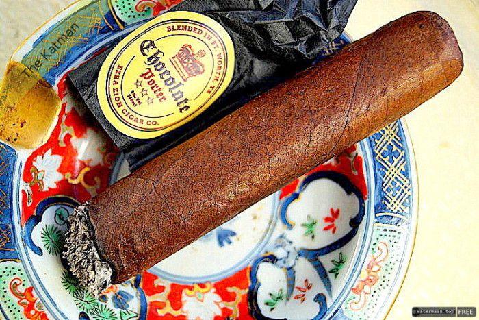 Chocolate Porter by Ezra Zion Cigar Cigar Co. | Cigar Reviews by the Katman