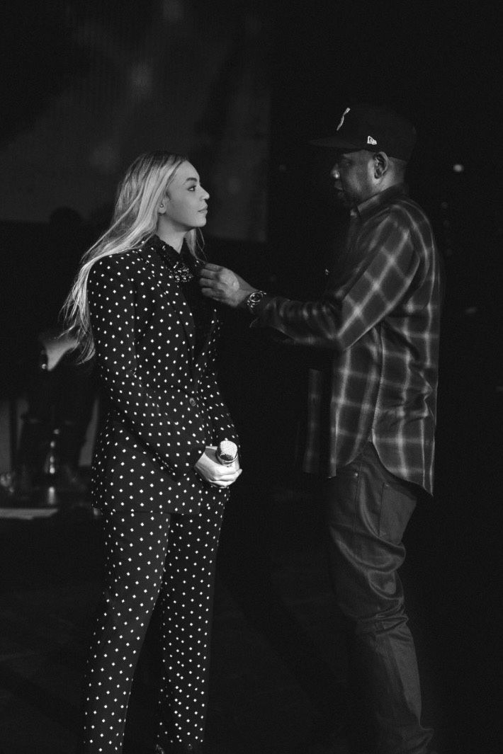 Beyoncé & Jay Get Out The Vote 4th November 2016