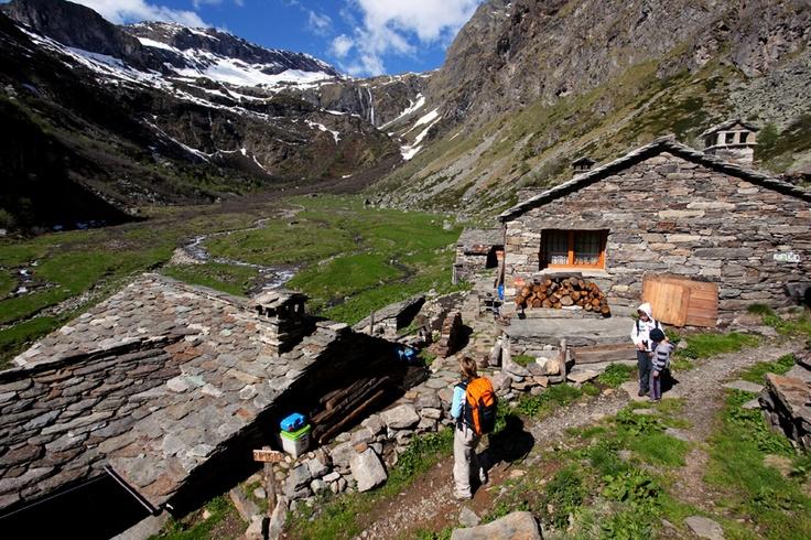 Weekend in Valsesia: hydrospeed e trekking
