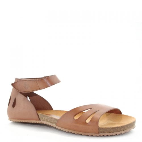 Sandales En Cuir Mindy - Sandales Pour Femmes / Pièces D'argent h20dvaejF