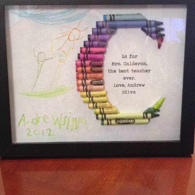 Classroom Ideas By Teachers For Teachers ~ Diy gifts for kindergarten teachers teacher appreciation
