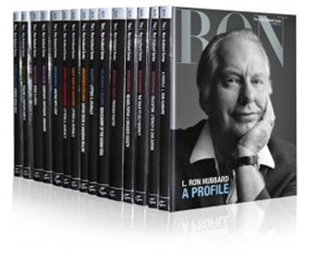 The Materials of Dianetics and Scientology By L. Ron Hubbard