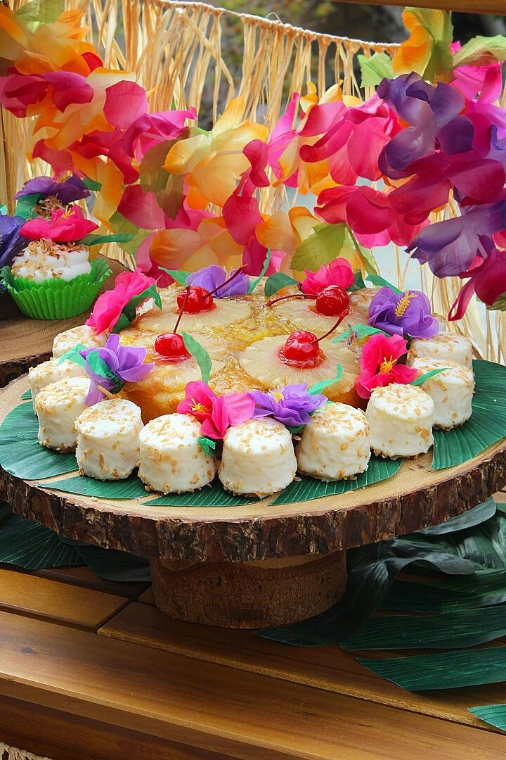 блюда на гавайскую вечеринку фото нынешнем избраннике модели