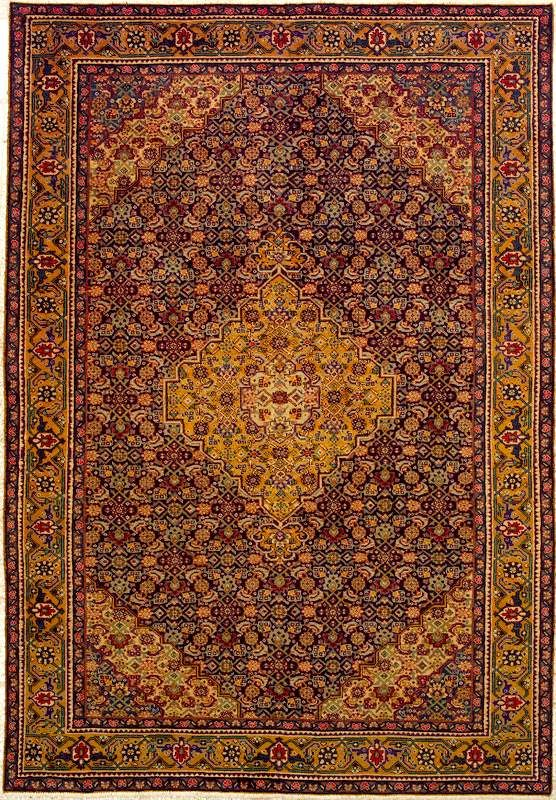 Ardabil Rugs: Traditional Ardabil Rug
