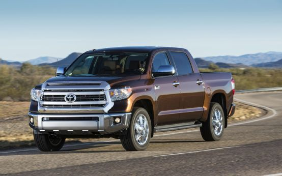 2014 Toyota Tundra.  It does not have to be this year. I'll take 2002 on up but I want the extended cab