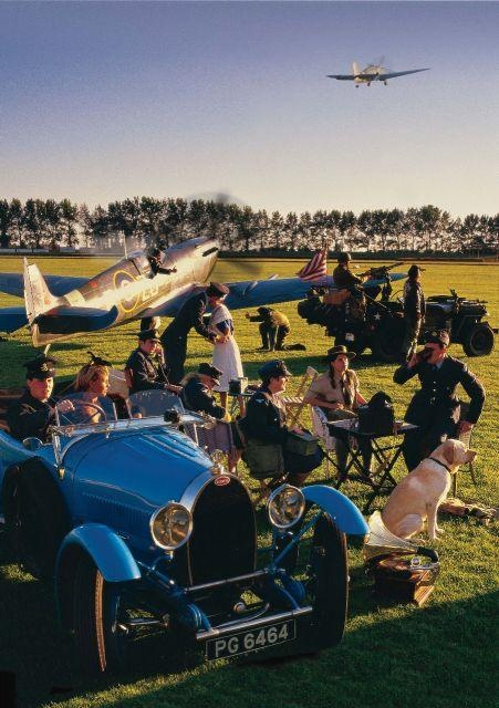 2007 Goodwood Revival - Will Host Historic Aircraft