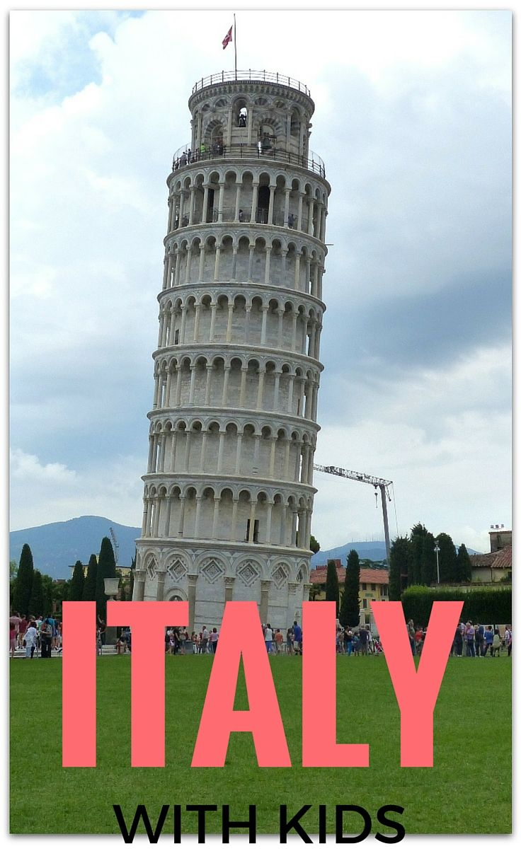 Our guide to travelling Italy with kids! Best things to do, attractions for  kids
