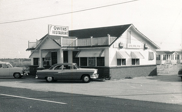 Owens Restaurant Obx Nc