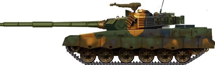 Bangladeshi MBT-2000