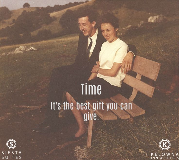 Time, it's the best gift you can give this summer.  Give the gift of time to your family this summer at the Kelowna Inn and Suites.  Call us 1.800.667.6133