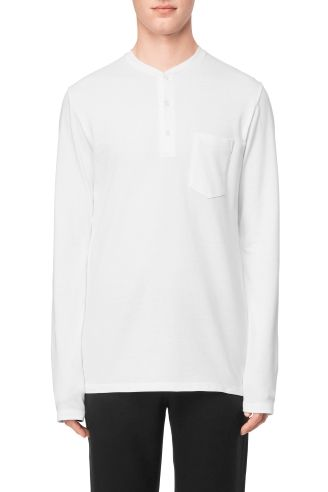 Weekday image 7 of Zenit Long Sleeve in White    £25