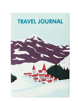 SUKIE - TRAVEL JOURNAL ALPINE