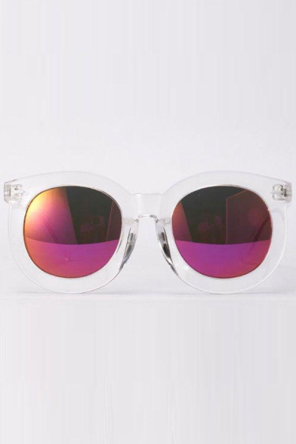 Purple Tinted Lenses Round Frame Oversized Sunglasses @ Womens Sunglasses,Womens Eyewear,Sunglasses,Eye Wear,Discount Sunglasses,Fashion Womens Sunglasses,Cheap Sunglasses,Best Sunglasses,Ladies Sunglasses,Latest Fashion Sunglasses for Sale