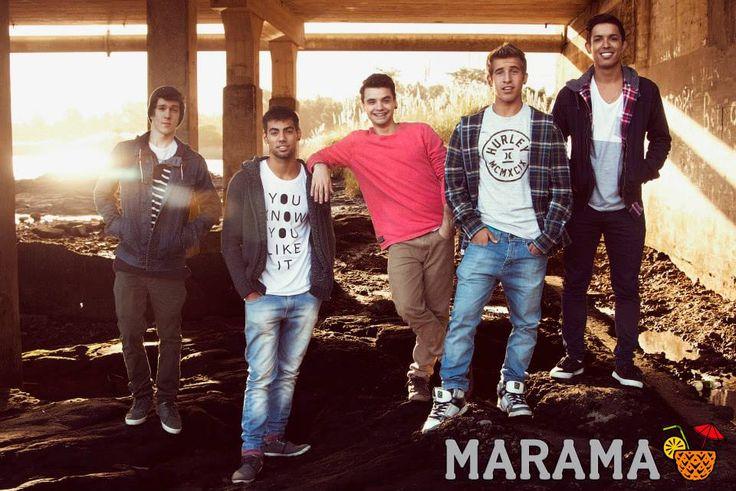 Cumple 1 Año La Banda Marama Son Unos Genios @Marama_Agustin @Pablangasss @martinzina @Ale_Vazquez194 @paiufco2015