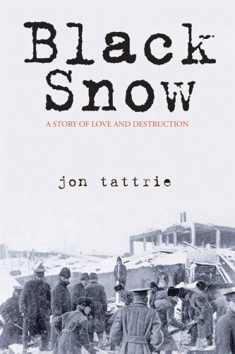 Black Snow is a love story set during the Halifax Explosion. The 1917 disaster was the largest man-made blast the world had ever known, and it cut Halifax off from the rest of the world for the darkest thirty-six hours in its history. Rich in fact and shocking images, the story sets a blistering pace following one man's search through a ruined city for the love of his life as he confronts the wreckage of his past.