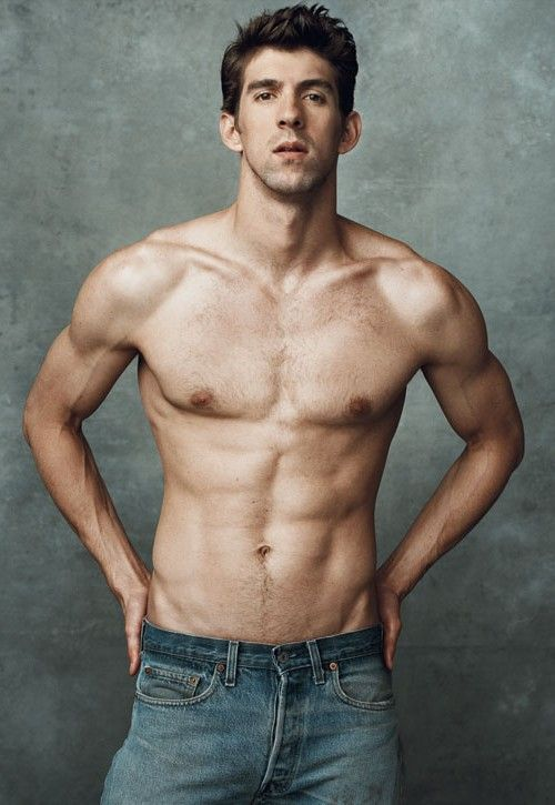 Michael Phelps - One of our Top 10 Most Enviable Bodies of the 2012 Olympics