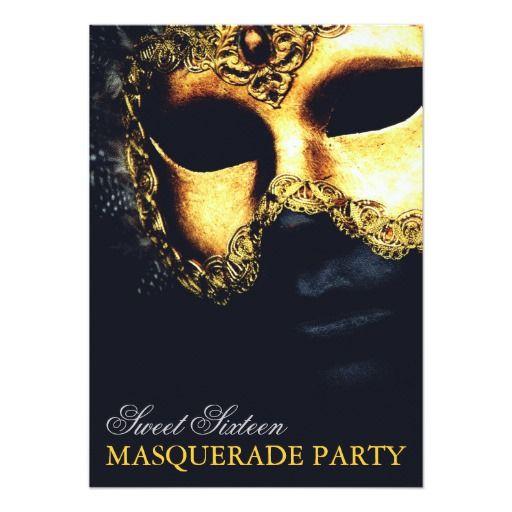 The 25+ best Masquerade invitations ideas on Pinterest ...