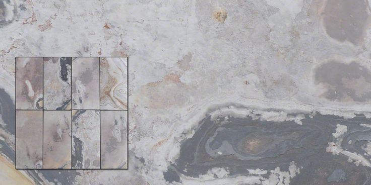 Sanjayani White Flexible Stone Veneer