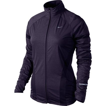 Nike Veste Element Shield FZ Violet - Vestes running Femme