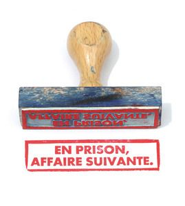 Image of En prison, affaire suivante. LE TAMPOGRAPHE SARDON