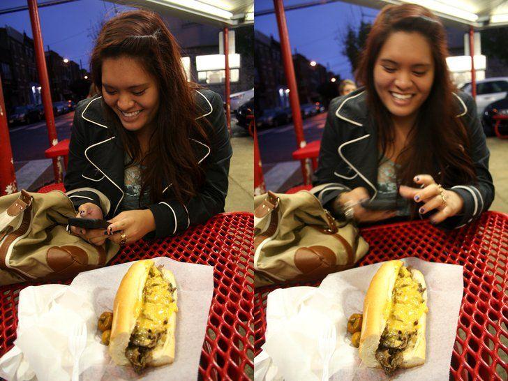 Eat a Philly Cheesesteak in Philadelphia