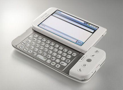 2008 T-Mobile G1 aka HTC Dream