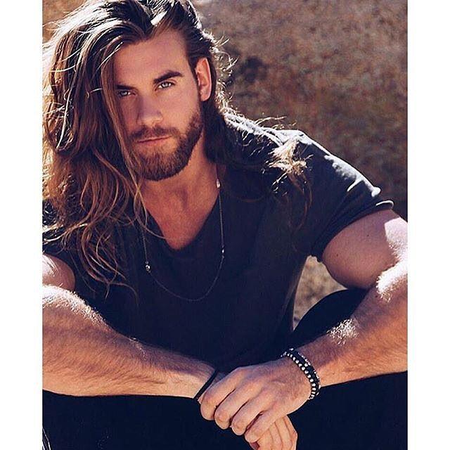 Model: @brockohurn 25% off beard essentials + worldwide shipping www.beardmogul.com/shop
