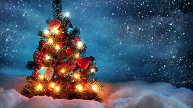 Immagini Di Natale Desktop.Sfondi Di Natale Per Il Desktop Wallpaper Da Scaricare