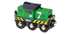 Elektrické lokomotivy 1