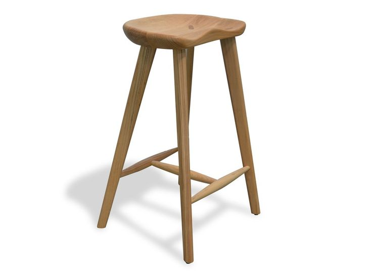 1000 Ideas About Wood Counter Stools On Pinterest