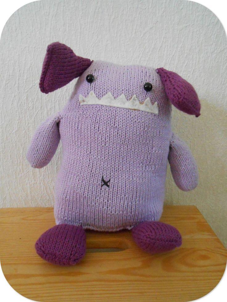 Monster till Stina nr 2! - saraspysselochbak.blogg.se | Saras ...