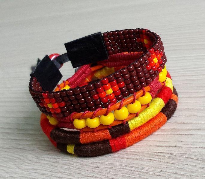 Indian bracelets Navajo Hej Hej  DaWanda.com