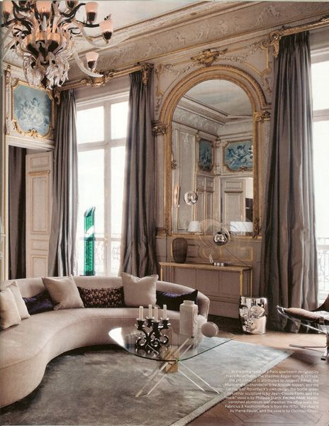 1000 images about living rooms to lavish in on pinterest for Luxury home design magazine