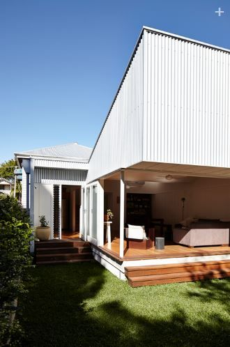 Opening up to the outside. Kedron House by Nielsen Workshop