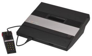 Atari 5200 system and joystick - childhood memories :)