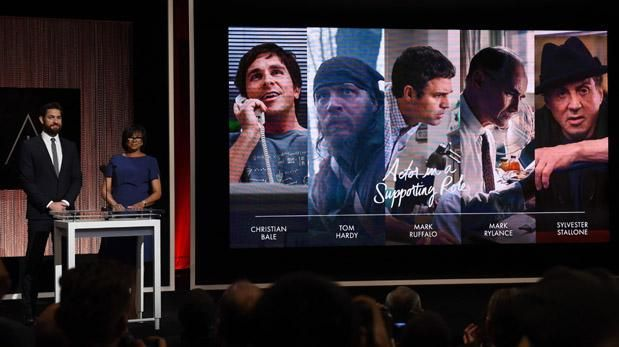 Oscar 2016: esta es la lista completa de nominados al premio