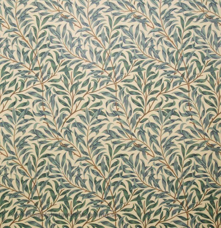 William Morris Willow Bough Minor Tapet