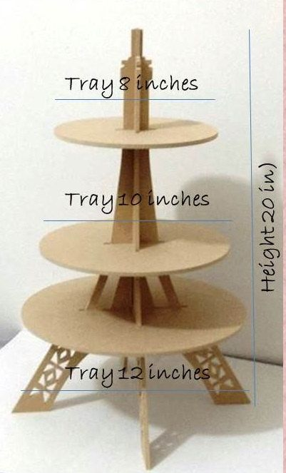 1000 Ideas About Cupcake Stands On Pinterest Tiered
