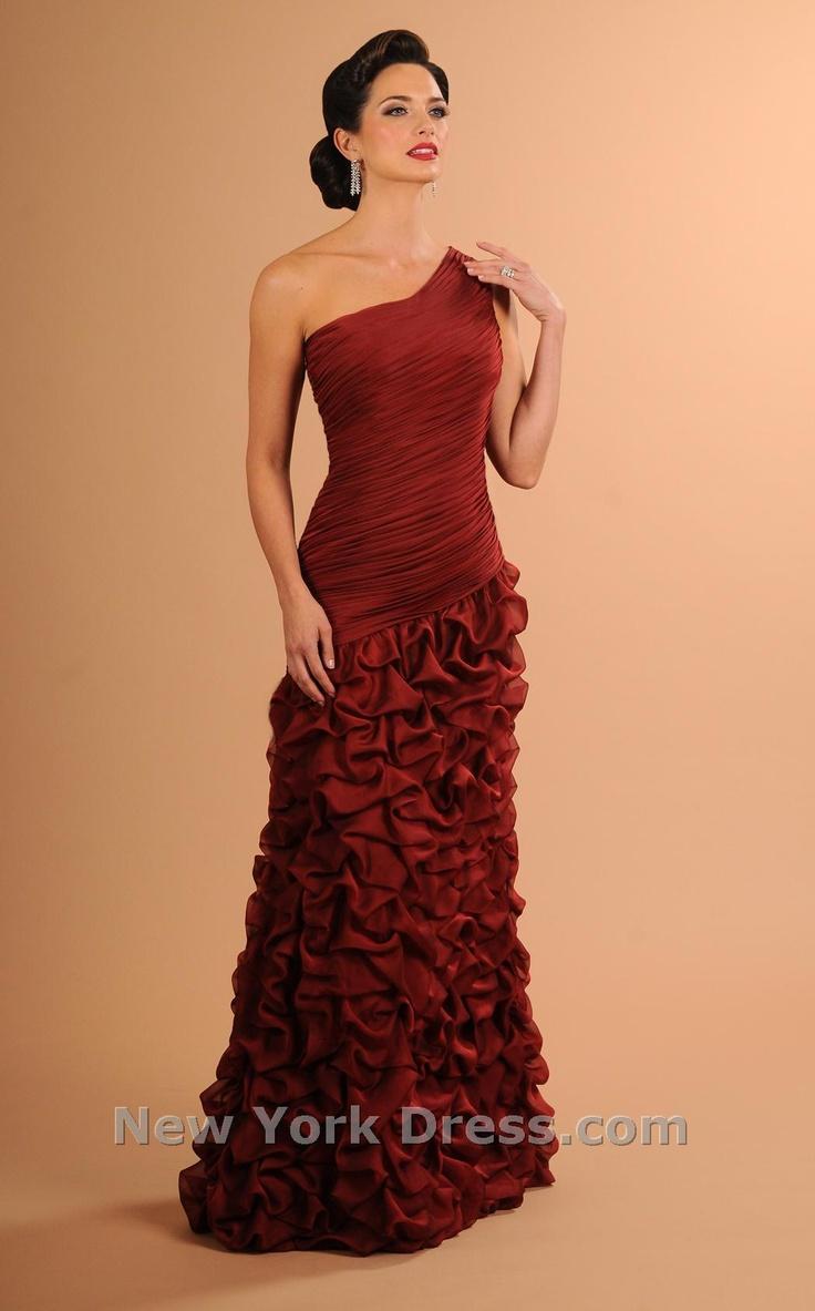 Red dress venus 616