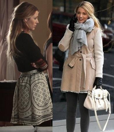 Gossip Girl Fashion Serena   Serena Fashion Pix