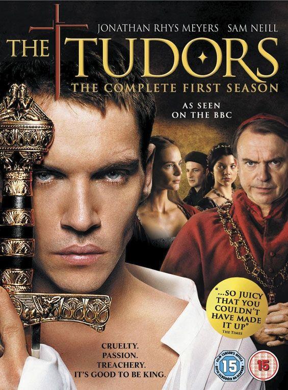 the tudors   The Tudors: Season 1