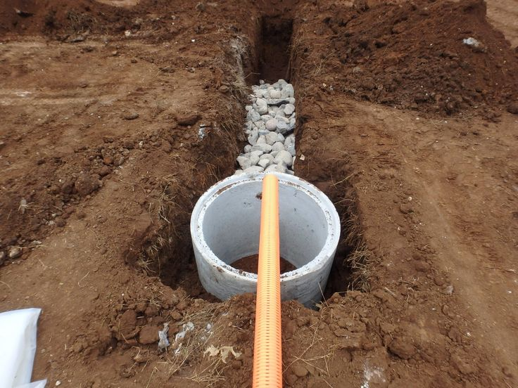 Installing Septic tanks for containers | ContainerHomes.Net