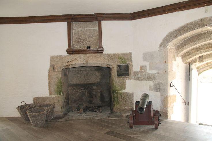 Zamek - St. Mawes - Anglia, Kornwalia