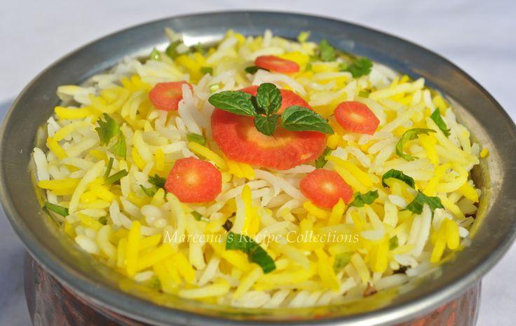 Vegetable Biryani | Indian Recipes (North) | Pinterest